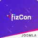 Fizcon – Event Joomla Template - ThemeForest Item for Sale