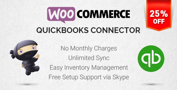 WooCommerce Quickbooks Connector Download