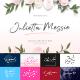 Julietta Messie - GraphicRiver Item for Sale