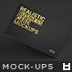 15 Business Card Mockups v3 - GraphicRiver Item for Sale