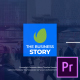 The Business Story MOGRT - VideoHive Item for Sale