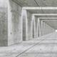Industrial Building Quiet Room Tone