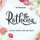 The Rothena Script - GraphicRiver Item for Sale