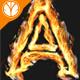 Fire Alphabet - GraphicRiver Item for Sale