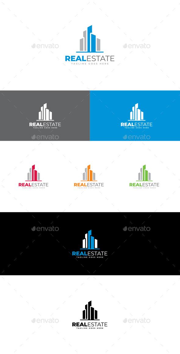 Real Estate / Building logo