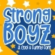 Strong Boyz - GraphicRiver Item for Sale