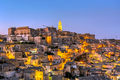 The beautiful old town of Matera - PhotoDune Item for Sale