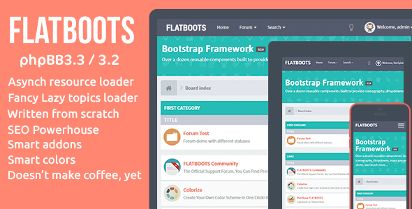 Themeforest | FLATBOOTS | High-Performance and Modern Theme For phpBB Free Download free download Themeforest | FLATBOOTS | High-Performance and Modern Theme For phpBB Free Download nulled Themeforest | FLATBOOTS | High-Performance and Modern Theme For phpBB Free Download