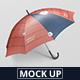 Umbrella Mockup - GraphicRiver Item for Sale