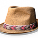 "Straw Hat ""Ibiza"" - Photoscanned PBR - 3DOcean Item for Sale"