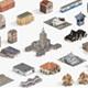 3d Buildings Render PACK - GraphicRiver Item for Sale