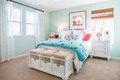 Interior of A Beautifully Decorated Bedroom - PhotoDune Item for Sale