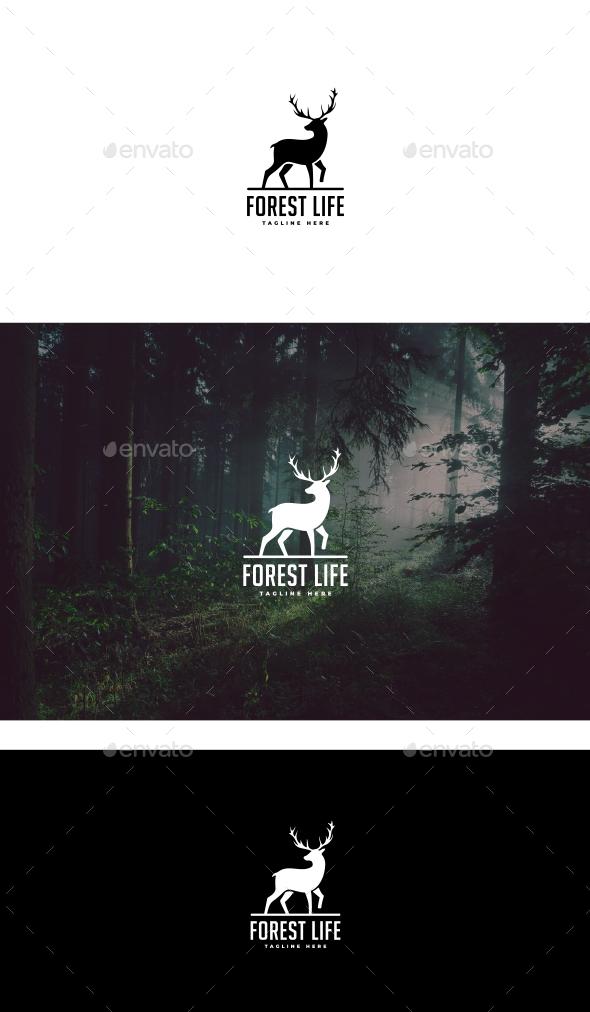 Forest Life / Dear Logo