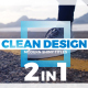 Clean Simple Promo - VideoHive Item for Sale