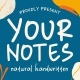 Yournotes - GraphicRiver Item for Sale