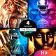 4 Photoshop Actions Bundle - Jan20 - GraphicRiver Item for Sale