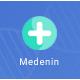 Medenin - Medical & Health PSD Template - ThemeForest Item for Sale