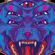 Royal Panthera T-shirt Illustration - GraphicRiver Item for Sale