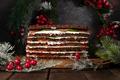 Christmas salmon cake - PhotoDune Item for Sale