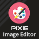Pixie - Image Editor - CodeCanyon Item for Sale