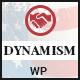 Dynamism - Political & Activism WP Theme - ThemeForest Item for Sale