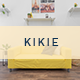 Kikie – Creative Business & Elegant Google Slides Template - GraphicRiver Item for Sale