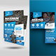 Income Tax Flyer with Postcard Bundle - GraphicRiver Item for Sale