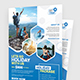 Holiday Tour & Travel Flyer - GraphicRiver Item for Sale