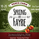 Farm Event Flyer - GraphicRiver Item for Sale
