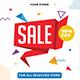 Sale Flyer - GraphicRiver Item for Sale