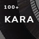 Kara – 100+ Responsive Modules + StampReady, MailChimp & CampaignMonitor compatible files - ThemeForest Item for Sale