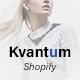 Kvantum - Responsive eCommerce PSD Template - ThemeForest Item for Sale