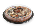 pie in transparent box isolated on a white background with clipping path - PhotoDune Item for Sale