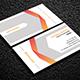 Creative Light & Dark Business Card - GraphicRiver Item for Sale