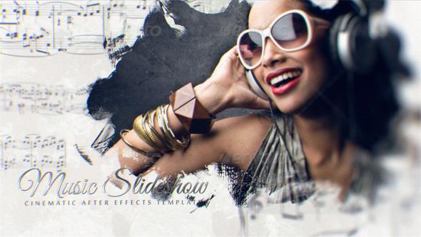 Music Slideshow