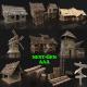 Next Gen AAA Village Builder Collection - 3DOcean Item for Sale