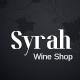 Syrah - Wine Shop HTML Template - ThemeForest Item for Sale