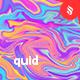 Quid - Fashion Liquid Background Pack - GraphicRiver Item for Sale