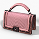Pink Pochette - 3D Photoscanned PBR - 3DOcean Item for Sale