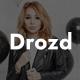 Personal Portfolio & Creative Resume Template - Drozd - ThemeForest Item for Sale