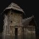 Next Gen Wooden Silo Storage Construction Building - 3DOcean Item for Sale
