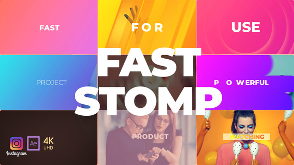 Fast Stomp Promo