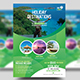 Travel Agency Flyer Template - GraphicRiver Item for Sale