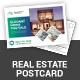 Real Estate Postcard - GraphicRiver Item for Sale