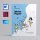 White Paper Illustrated - GraphicRiver Item for Sale