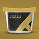 Food Box Packaging Mockup - GraphicRiver Item for Sale