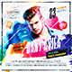 Guest DJ Party Square Flyer Vol.4 - GraphicRiver Item for Sale