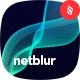 Netblur - Focused Waves Backgrounds - GraphicRiver Item for Sale