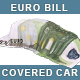 Car Covered with Draped Euro Bill Cloth. Money Textile Covers Automobile - GraphicRiver Item for Sale