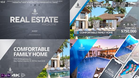 Real Estate Magazine / Broadcast ID v2.3